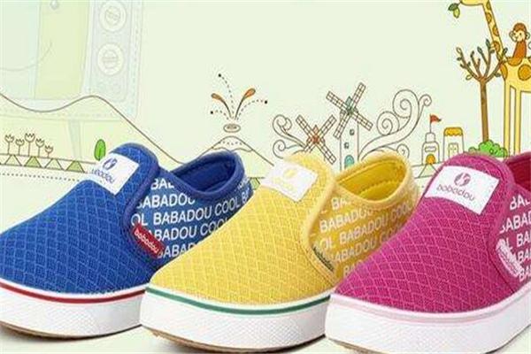 小鱼儿童鞋布鞋