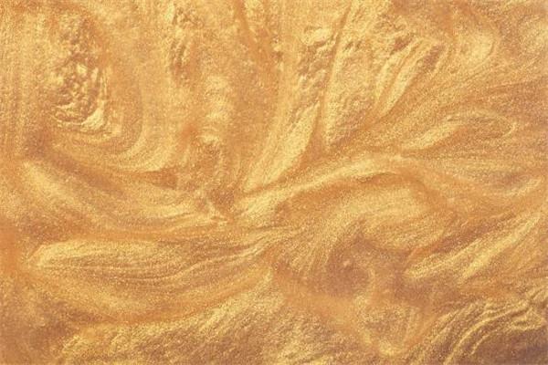 釉宝艺术漆金色