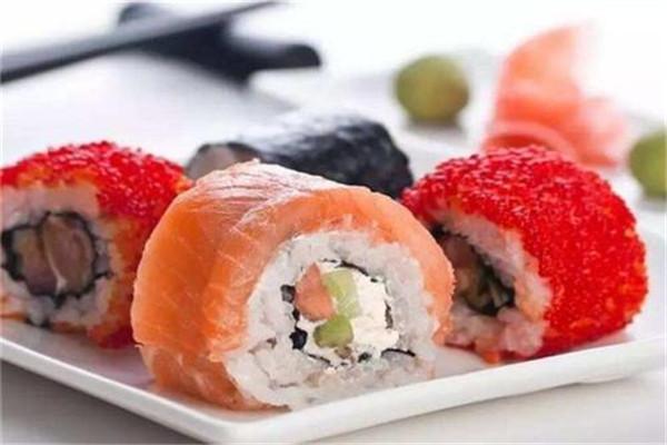 禾风外带寿司寿司拼搭套餐