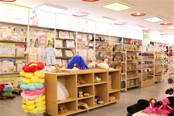 可儿母婴用品店用品