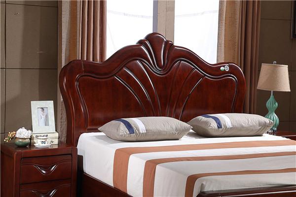 欧罗曼家具实木床