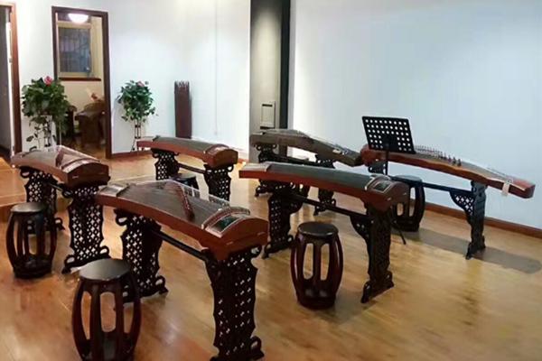 工人俱乐部古筝培训中心古筝教室