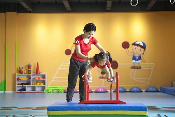 儿童运动馆品牌排行榜