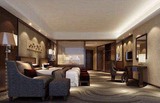 宜尚酒店房间