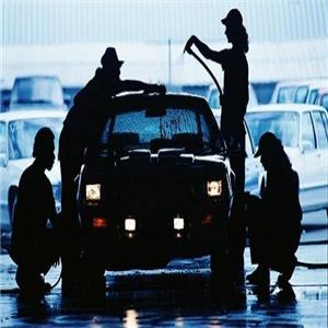 小牛帮洗车展示