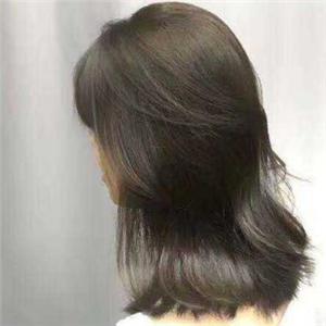 绽放新生美发店头发