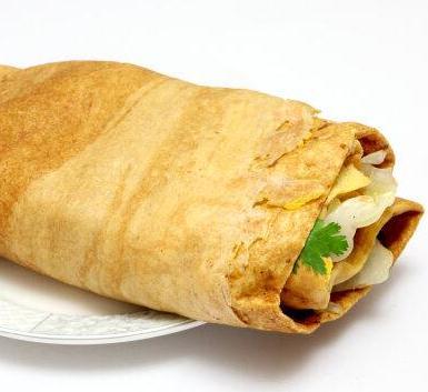 谷子帝雜糧煎餅