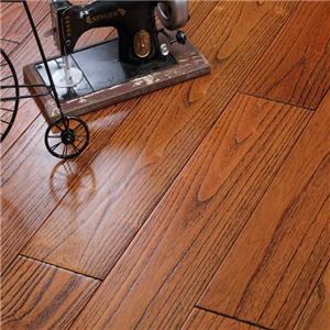 乐得仕软木地板褐色