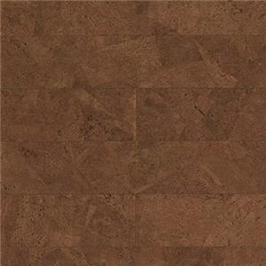 得高软木地板褐色