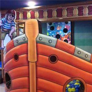 海貝樂兒童樂園特點