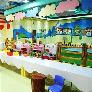 海貝樂兒童樂園環境