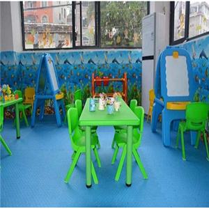布鲁乐谷儿童乐园特点