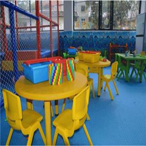 布鲁乐谷儿童乐园环境