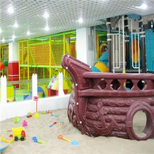可可蒙儿童乐园环境