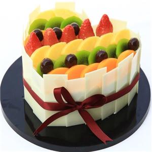 乐德福水果蛋糕