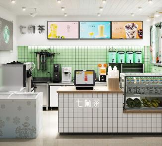 七杯茶门店2