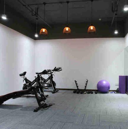 轨迹健身房专业