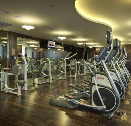 轨迹健身房优质