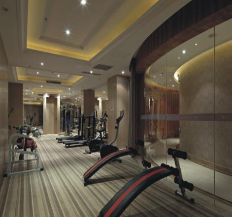九洲健身房品质