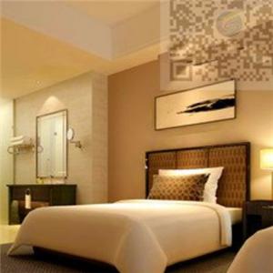 果岭19商务酒店单人床