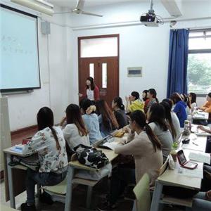 ACB汉林院日本语室内