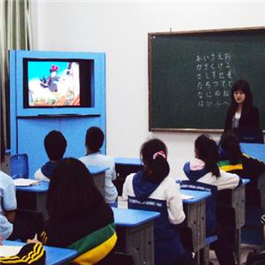 ACB汉林院日本语上课