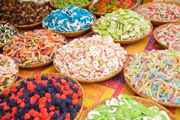 格瑞利福食品糖果