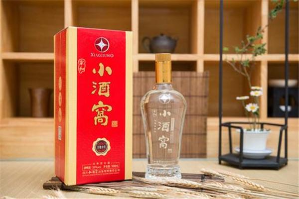 四川小酒窝白酒产品