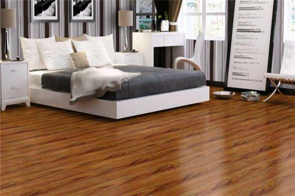 享木地板褐色