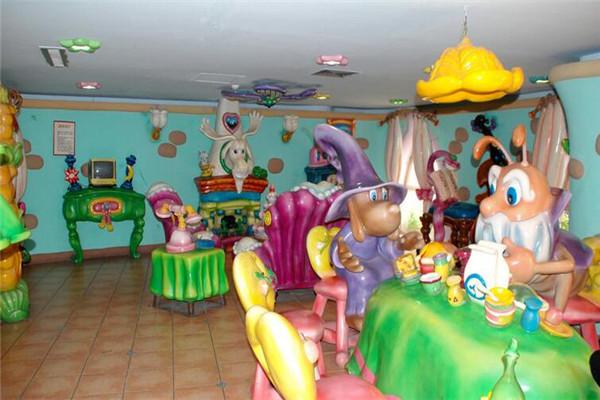 可可蒙儿童乐园特色