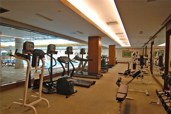 九洲健身房专注