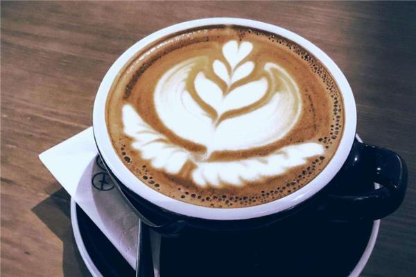 新海咖啡拉花