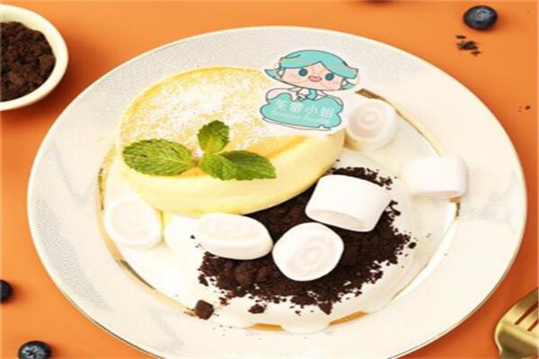 hotcake巧克力舒芙蕾