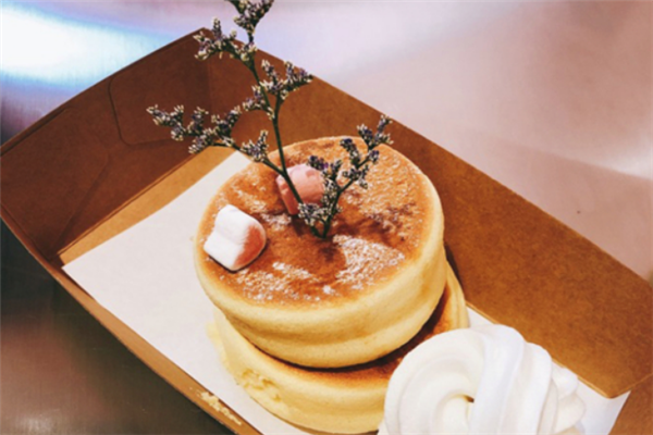 hotcake舒芙蕾美味松饼