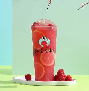 江南風韻奶茶飲品產品4
