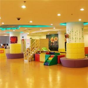 貝思聰國際早教中心教室