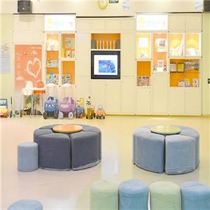 貝思聰國際早教中心活動室