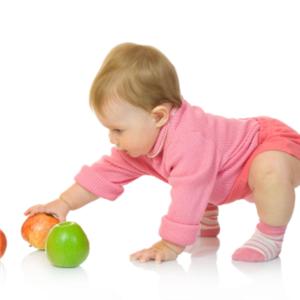 貝思聰國際早教中心嬰兒