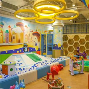 寶貝基地兒童樂園環境