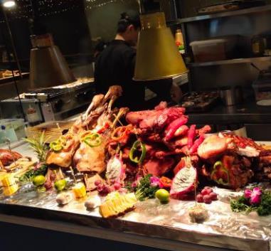 圣捞海鲜自助餐厅