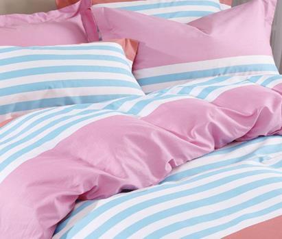 愛紡家紡粉藍色