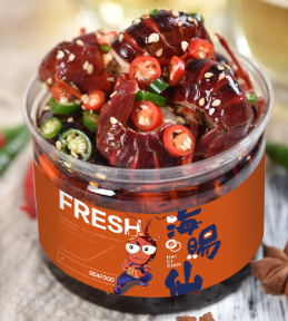 海赐仙海鲜串串产品3