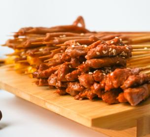 海赐仙海鲜串串产品4
