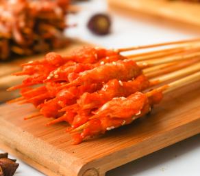 海赐仙海鲜串串产品5