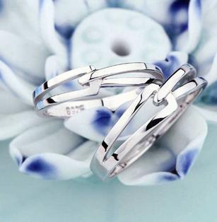 愛與被愛銀飾精致