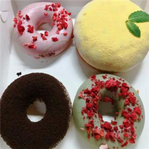 KOMI甜甜圈口味多