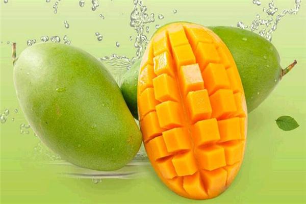 本来鲜芒果