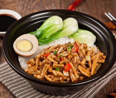 米食先生煲仔饭产品1
