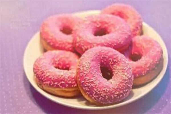 加里小镇甜甜圈味道好