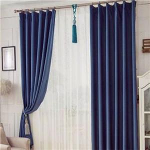 柯力達窗簾-藍色